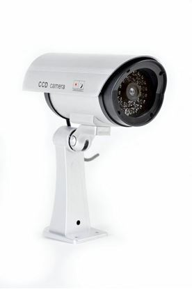 Obrázek Atrapa bezpečnostní kamery s LED diodou