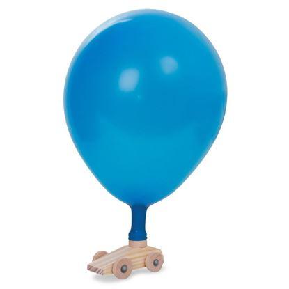 Obrázek Autíčko poháněné vzduchem