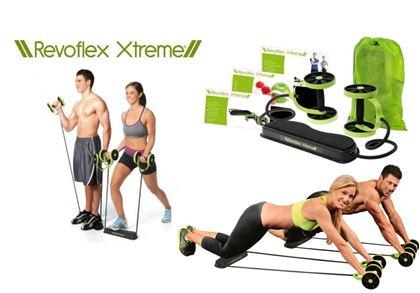 Obrázek z Domácí posilovací stroj Revoflex Xtreme
