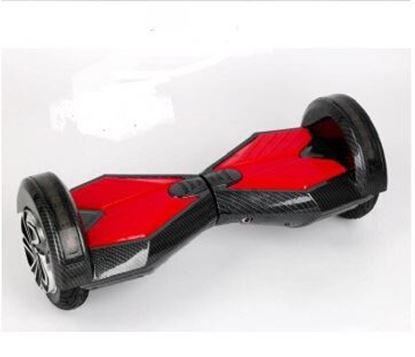 "Obrázek Hoverboard PREMIUM 8"" (CARBON black) - značková baterie"