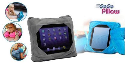 Obrázek Multifunkční cestovní polštář na tablet 3v1