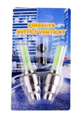 Obrázek Svítící ventilky 2 ks - zelené