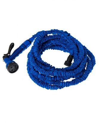 Obrázek Zahradní flexi hadice 15 M - modrá