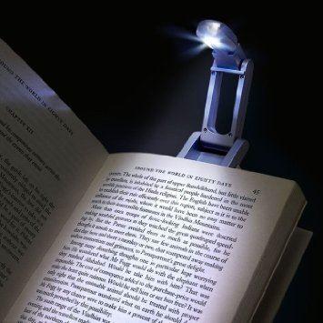 Lampička na knihu