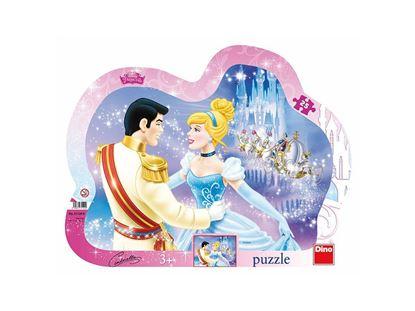 Obrázek Puzzle 25 - Zamilovaná Popelka