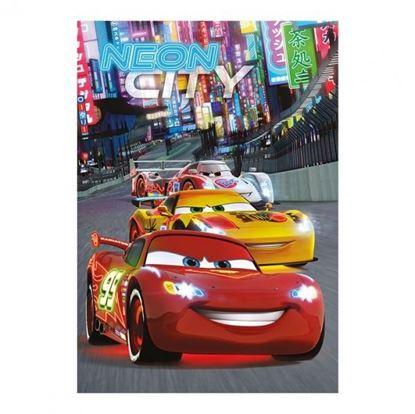 Obrázek Puzzle 100 - Cars - svítící