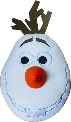 Obrázek 3D polštář Olaf