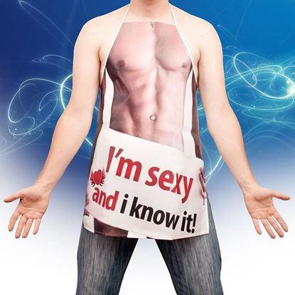 Obrázek Sexy zástěra - muž