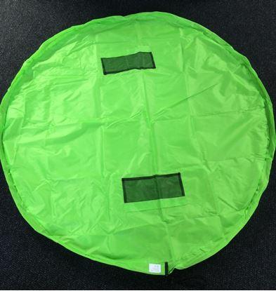 Obrázek Vak na hračky zelený - velký