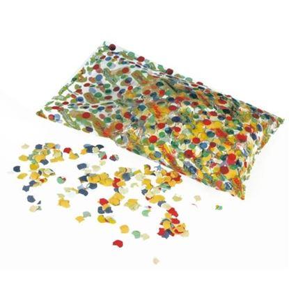 Obrázek Barevné konfety 100 g