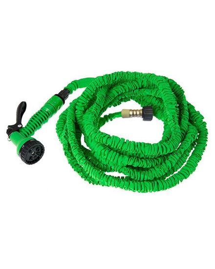 Obrázek z Zahradní flexi hadice 30 M - zelená