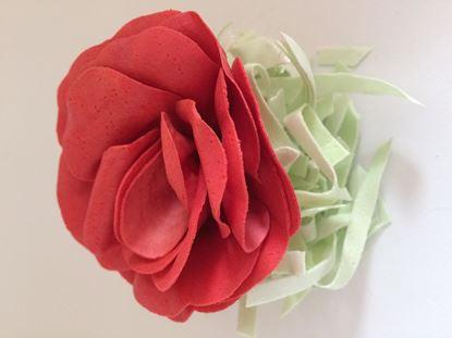 Obrázek Dekorační mýdlo ve tvaru květu růže