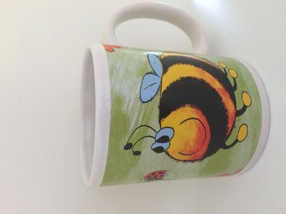 Obrázek Hrnek na kávu - čmelák