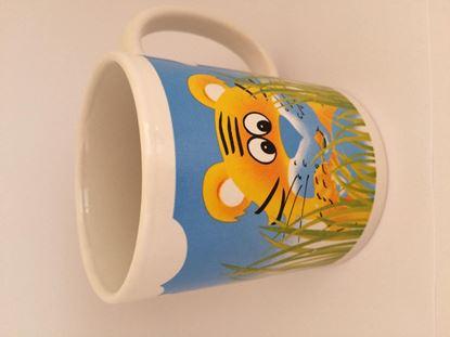 Obrázek Hrnek - tygr
