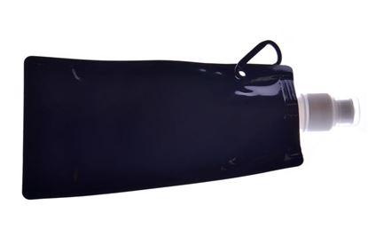 Obrázek Skládací láhev - černá