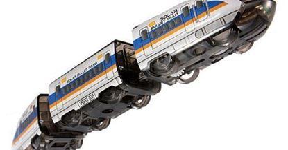 Obrázek Solární vlak