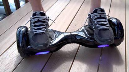 """Obrázek Hoverboard SPORT 6,5"""" (black) - značková baterie"""