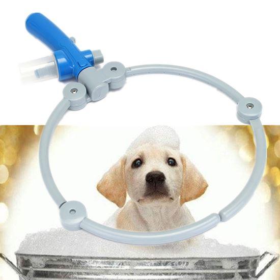 Obrázek z Nastavitelná sprcha pro domácí mazlíčky