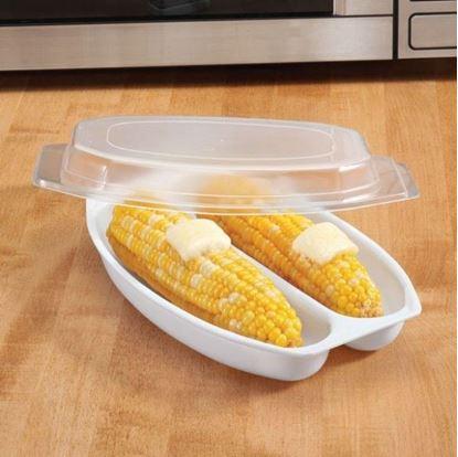 Obrázek Mikrovlnný ohřívač na kukuřici