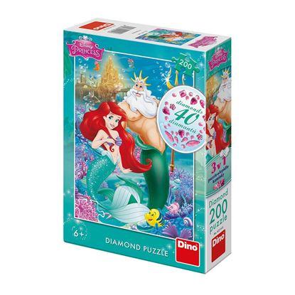 Obrázek Puzzle 200 - Ariel
