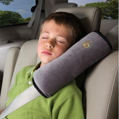 Obrázek Cestovní polštář do auta na pás