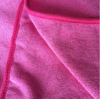 Obrázek Ručníkové šaty - růžové