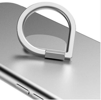 Obrázek Kroužek na mobil - šedý