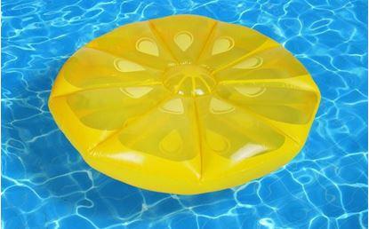 Obrázek Nafukovací matrace citrón