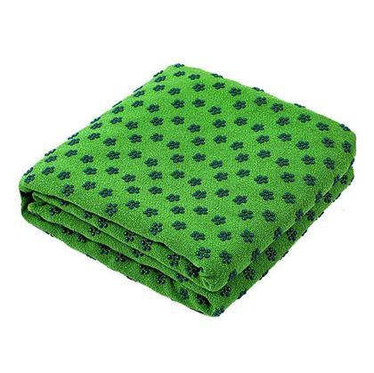 Obrázek z Protiskluzový ručník - zelený