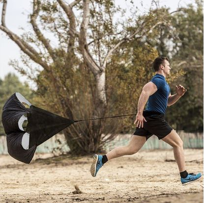 Obrázek Odporový padák na běhání