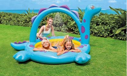 Obrázek Dětský bazén - Dinosaurus