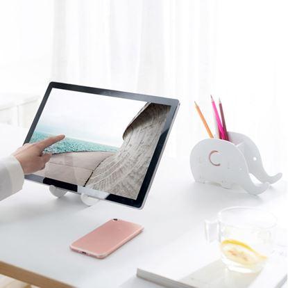 Obrázek Stojánek na stůl - slon