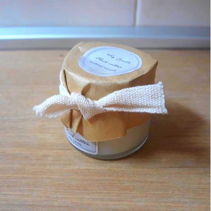 Obrázek Svíčka z přírodního vosku - bavlna