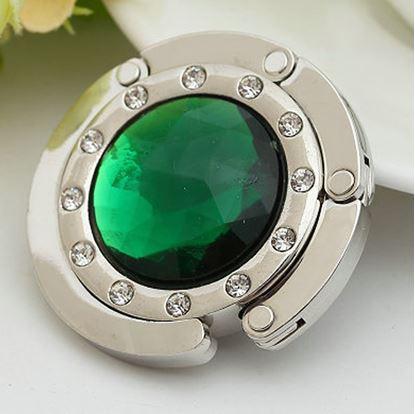 Obrázek Háček na kabelku - zelený