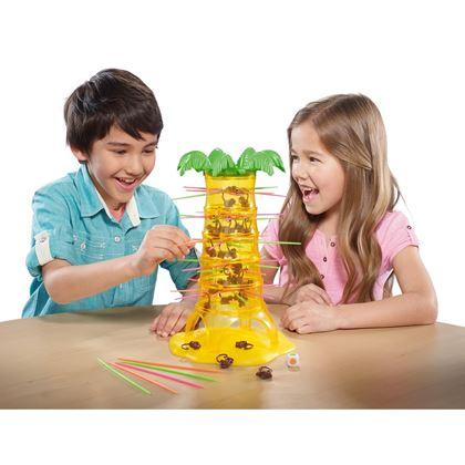 Obrázek z Hra Padající opičky