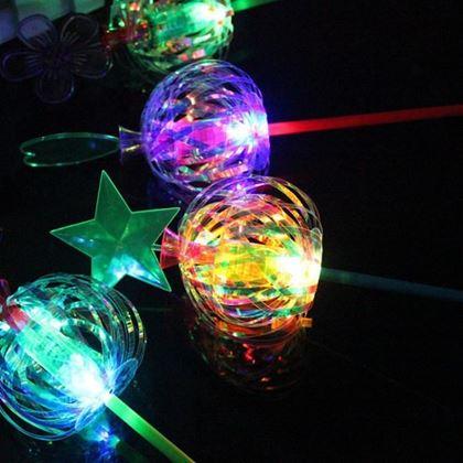 Obrázek z Hůlka - bublinová iluze