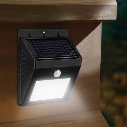 Obrázek z Solární LED světlo se senzorem pohybu