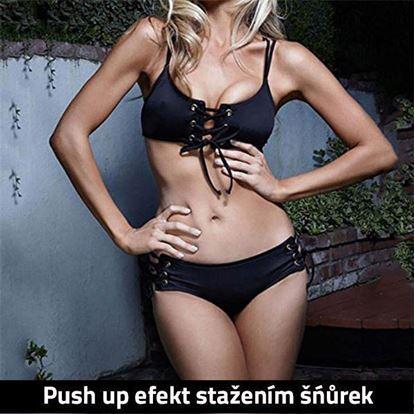 Obrázek Push up plavky - S