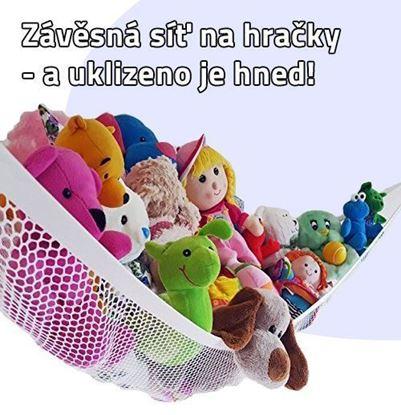 Obrázek Závěsná síť na hračky