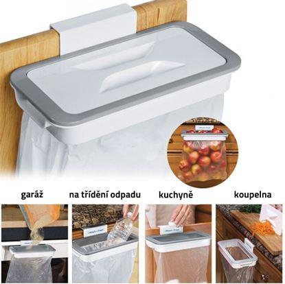 Obrázek Závěsný držák na odpadkový koš