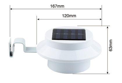 Obrázek z Solární světlo s úchytem