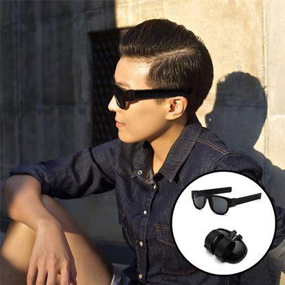 Obrázek Skládací brýle - černé