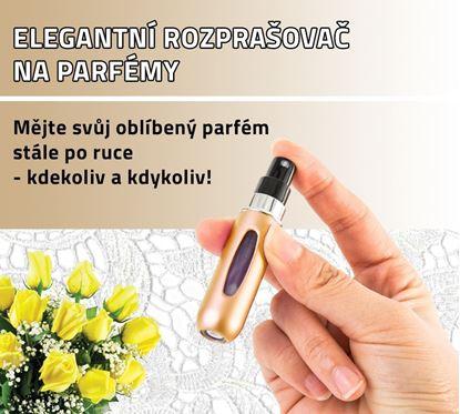 Obrázek Elegantní rozprašovač na parfémy