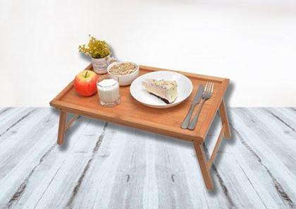 Obrázek z Snídaňový stolek do postele