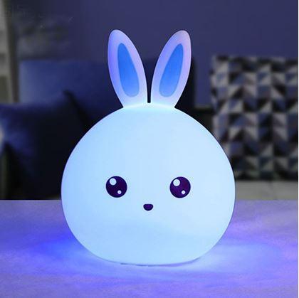 Obrázek z Dětská lampička - modrá