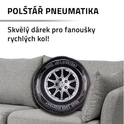 Obrázek z Polštář Pneumatika