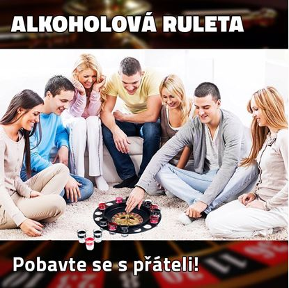Obrázek Alkoholová ruleta