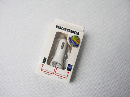 Obrázek z Nabíječka do auta + micro USB kabel