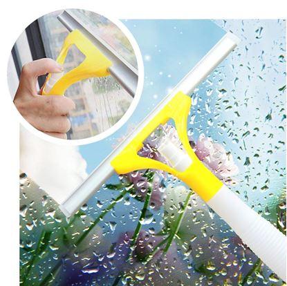 Obrázek Stěrka s rozprašovačem - žlutá