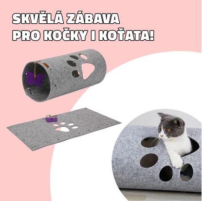 Obrázek Kočičí tunel